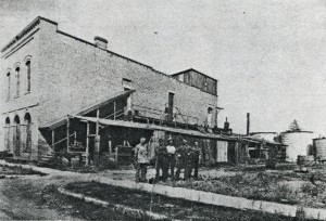 The 1186 Lamme's Hall is One of Payette's Oldest Buildings. The Vinegar Works and Wooden Vats are Still in Use. Located on 6th Street.