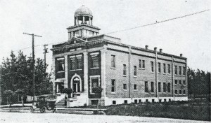 The Seat of Local Government for Years. The 1912 Payette City Hall and County Courthouse Remain a Landmark