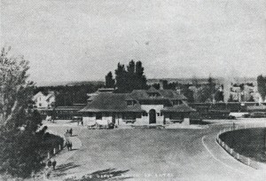 1906 Oregon Short Line Depot
