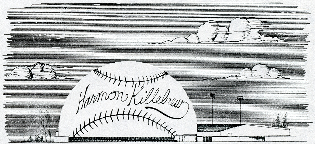 Proposed Harmon Killebrew Dome